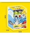 XINGBAO 18003 Nette Backstein-Welpen-Bausteine-Set