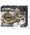XINGBAO 06015 Scopio Tiger Tank Building Bricks Toy Set