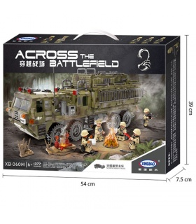 XINGBAO 06014 Scorpio Heavy Truck Building Bricks Set