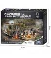 XINGBAO 06014 Scorpio Heavy Truck Building Bricks Toy Set
