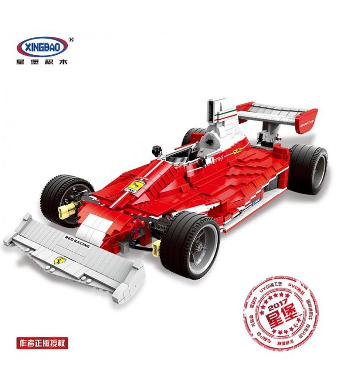 XINGBAO03023赤方式レーシングカーブの設定