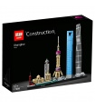 LEPIN 17009 Skylines Shanghai Building Bricks Set