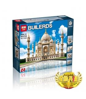 LEPIN 17008 Taj Mahal Edificio de Ladrillos Conjunto