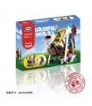 XINGBAO 01109 дом пиратский корабль игрушка кирпичи комплект