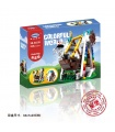 XINGBAO 01109 Pirate Ship Building Bricks Toy Set