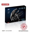 XINGBAO 04001 Alien Xenomorph Warrior Bausteine Spielzeug-Set