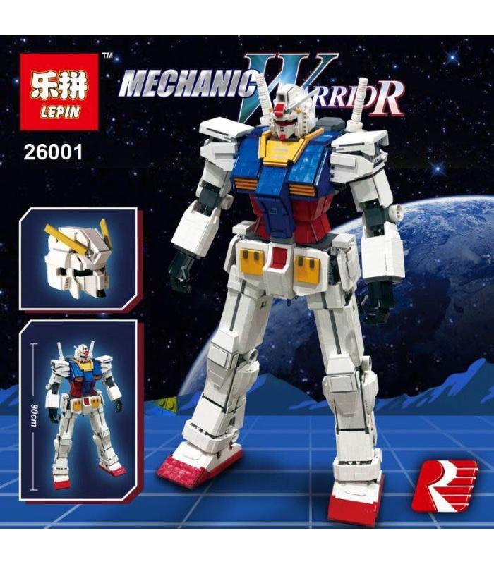 LEPIN 26001 Gundam RX-78-2 Roboter-MOC Bau-Steine-Set