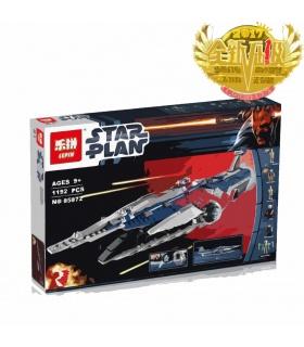 LEPIN 05072 Star Wars Malevolence Building Bricks Set