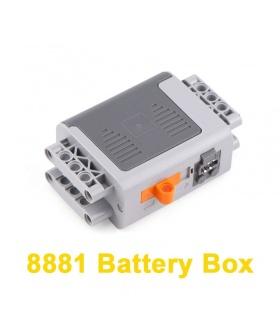 Funciones De Encendido Caja De La Batería Compatible Con El Modelo 8881