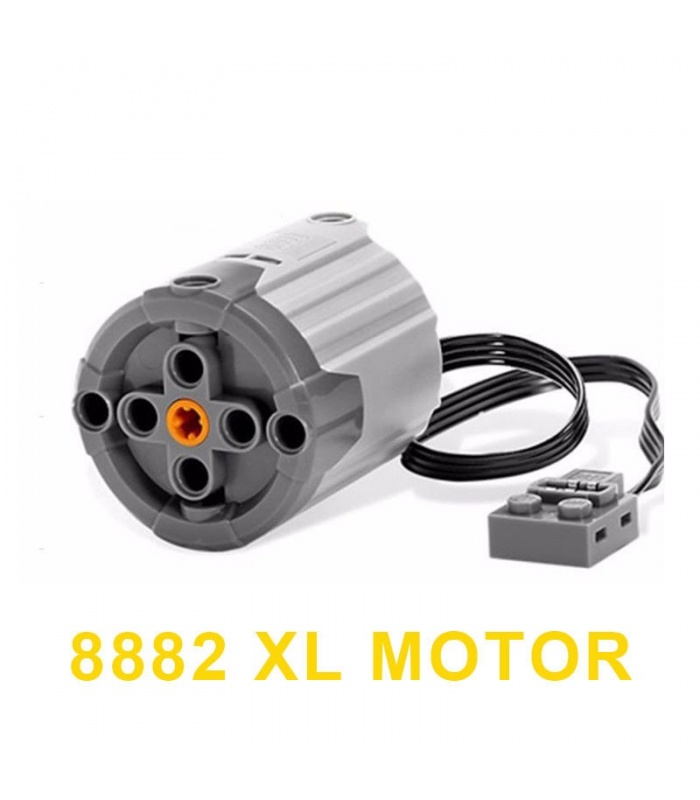 Power Functions XL-Motor Compatible With Model 8882