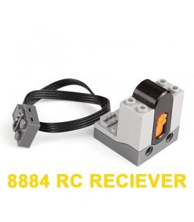 電力機能IR受信機に対応モデル8884