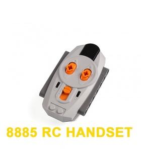 El poder de las Funciones de Control Remoto por INFRARROJOS Compatible Con el Modelo 8885