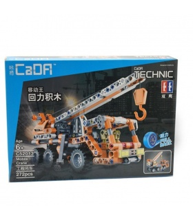 Double Eagle CaDA C52013 Building Bricks Set