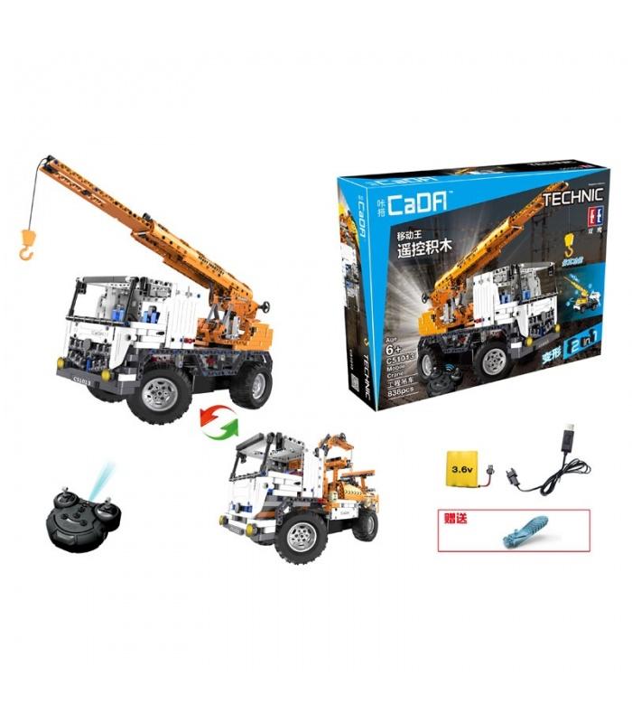 Double Eagle CaDA C51013 Building Blocks Set