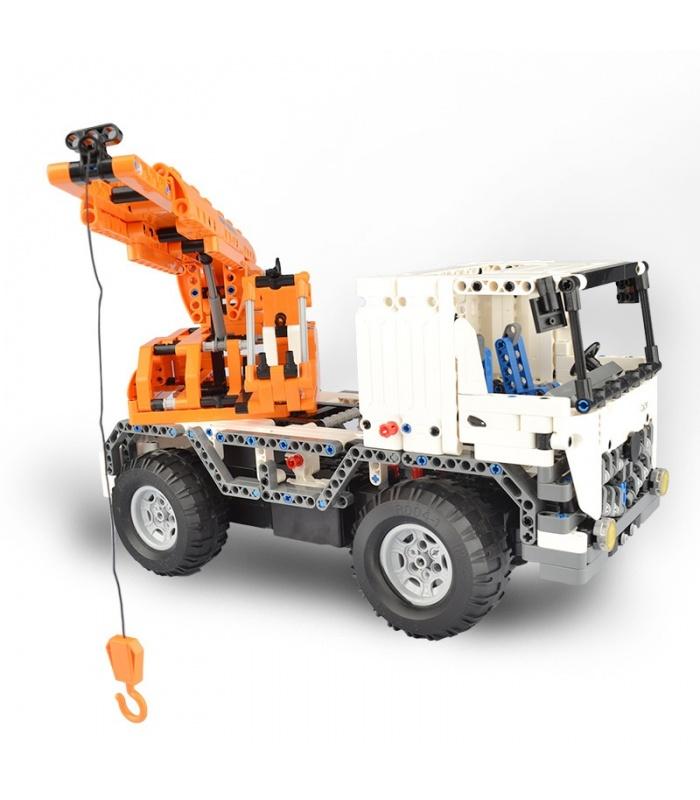 ダブルイーグルCaDA C51013ビルブロックの設定