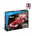 Double Aigle CaDA C51010 De Course De Formule Blocs De Construction Jouets Jeu