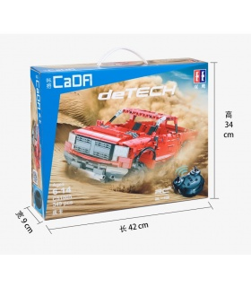Double Eagle CaDA C51005 Building Blocks Set