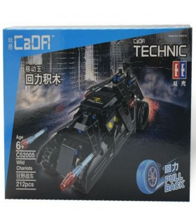 Double Eagle CaDA C52005 Building Blocks Set