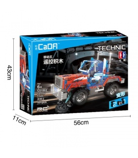 Double Eagle CaDA C51002 Building Blocks Set
