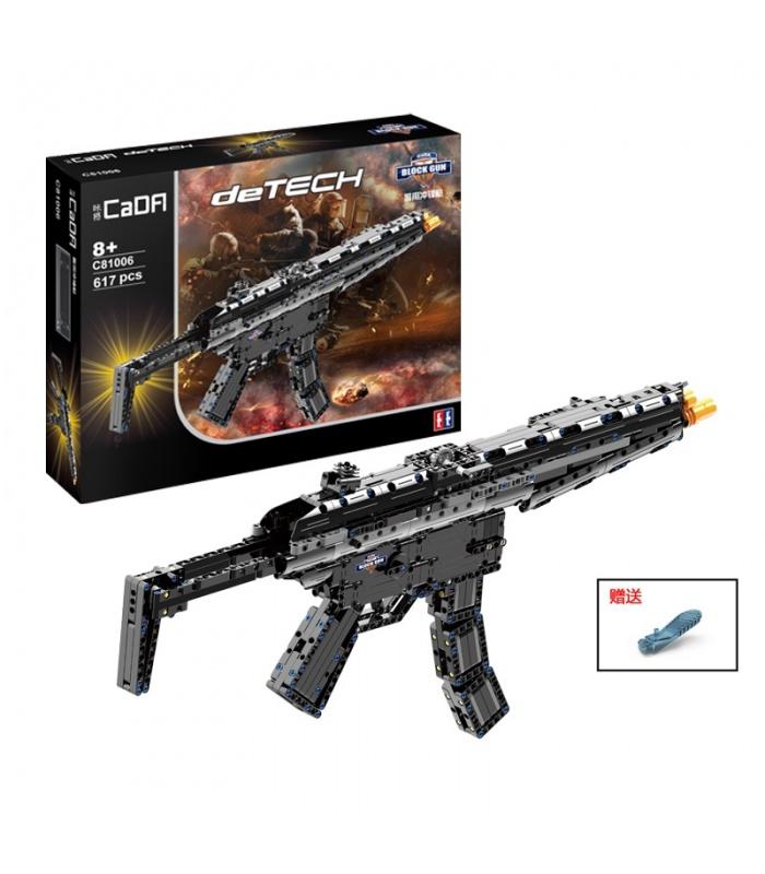 Двойной Орел Када C81006 M4A1 карабин пистолет строительные блоки комплект