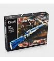Двойной Орел Када C81002 М1 Гаранда Винтовка Пистолет Строительные Блоки Комплект Игрушки