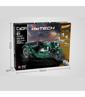 Двуглавый Орел Када C51021 Строительные Блоки Комплект