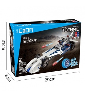 Double Eagle CaDA C52003 Building Blocks Set