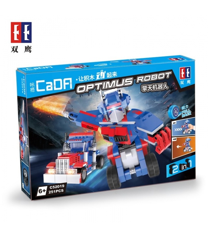 Double Eagle CaDA C52019 Building Blocks Set