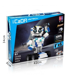 Double Eagle CaDA C51028 Building Blocks Set
