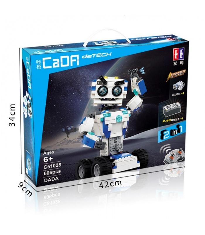 ダブルイーグルCaDA C51028ビルブロックの設定