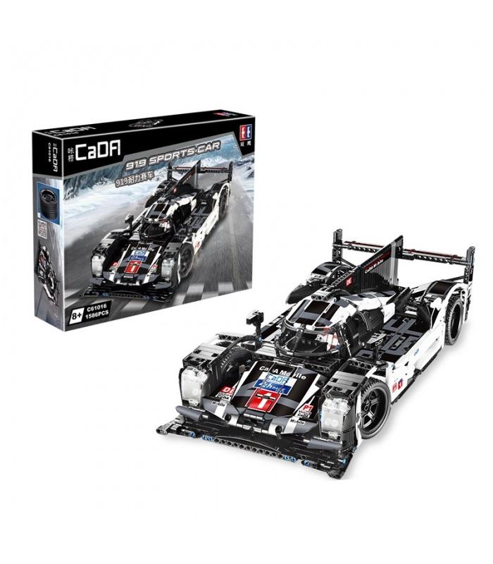 Двуглавый Орел Када C61016 Строительные Блоки Комплект