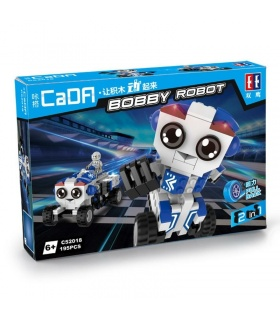 Double Eagle CaDA C52018 Building Blocks Set
