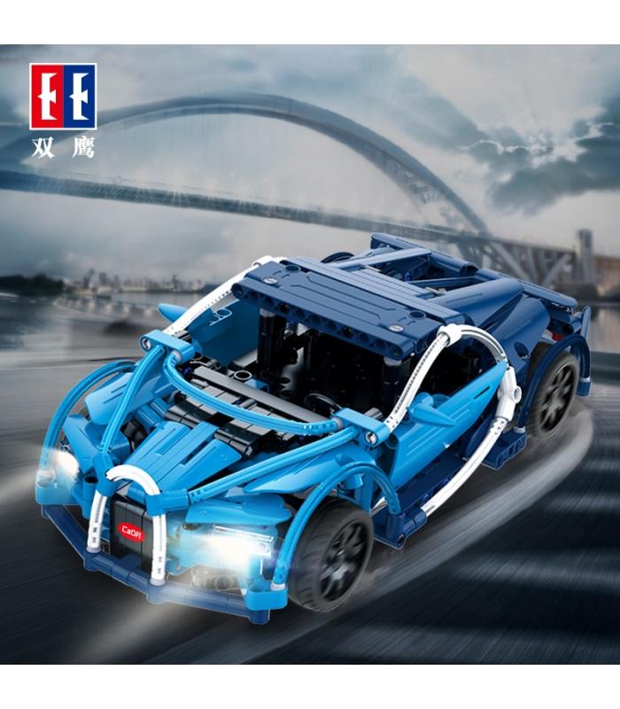 Двойной Орел Када C51053 Bugatti Хирон Строительные Блоки Комплект