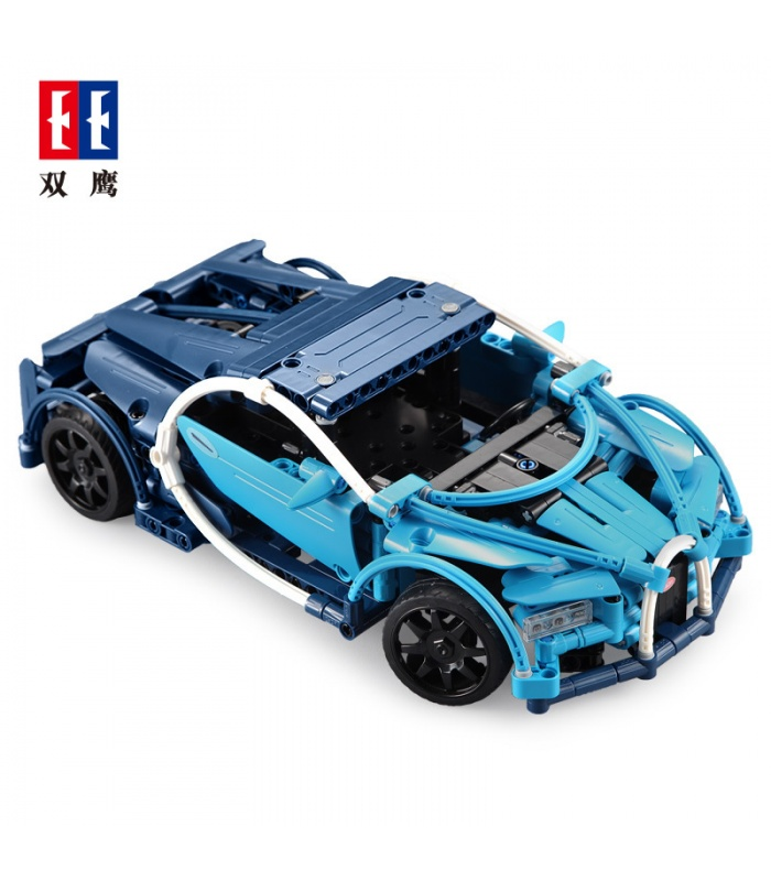 Double Eagle CaDA C51053 Bugatti Chiron Building Blocks Set