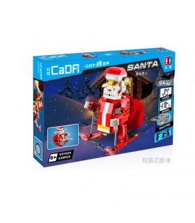 Double Eagle CaDA C51034 Building Blocks Set