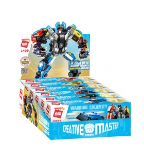 ENLIGHTEN 1409 Warrior Calamity Building Blocks Set
