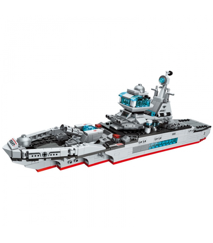 ENLIGHTEN 1411 Marine Cruiser Building Blocks Set