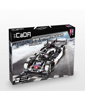 Double Eagle CaDA C61016 Porsche 919 Hybrid Evo Building Blocks Set