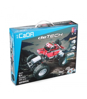 Double Eagle CaDA C51041 Off-Road Monster-Truck-Bausteine-Set