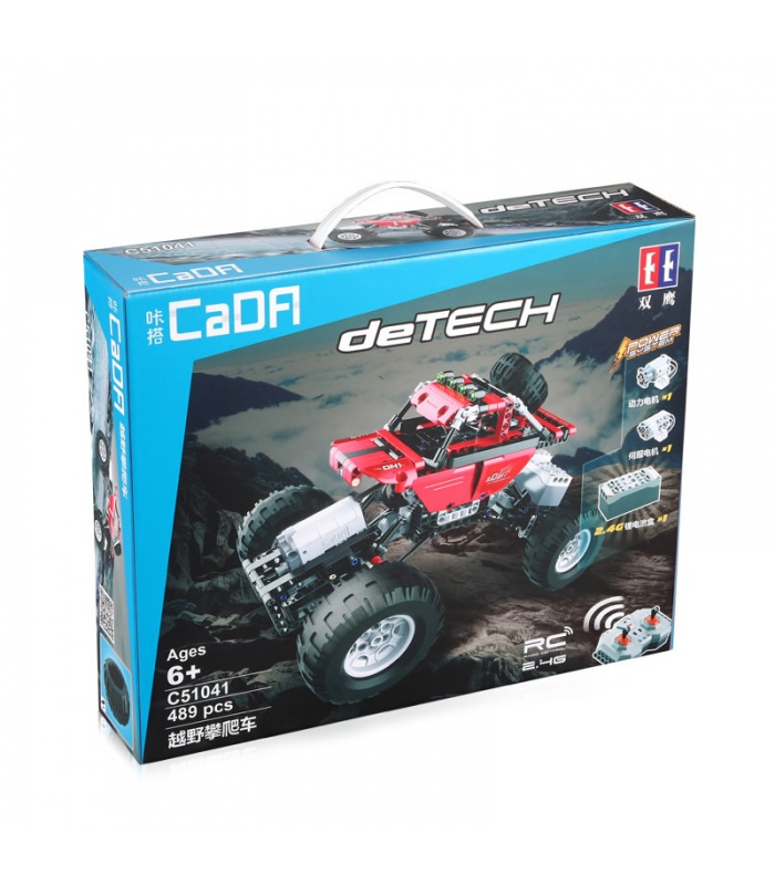 Double Eagle CaDA C51041 Off-Road Monster Truck Building Blocks Set
