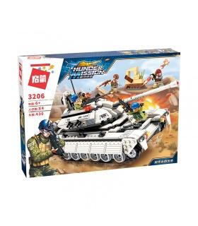 AUFKLÄREN 3206 Tank Attack Bausteine-Set