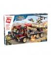 ENLIGHTEN 3207 Super-Waffe Aussehen Building Blocks Spielzeug-Set
