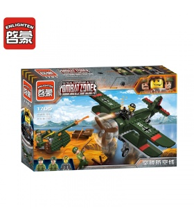 ENLIGHTEN 1705 Breaking Through Building Blocks Set