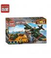 Просветите 1705 пробив строительные блоки комплект игрушки