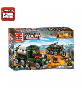 ENLIGHTEN 1706 Intercept The Fleet Building Blocks Set