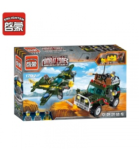 ENLIGHTEN 1707 The Air Strike Building Blocks Set
