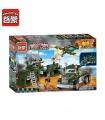 ENLIGHTEN 1713 Mobile Strike Force Vehicle Building Blocks Toy Set