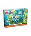 ENLIGHTEN 3703 GUP-A Lantern Speedboat Building Blocks Toy Set