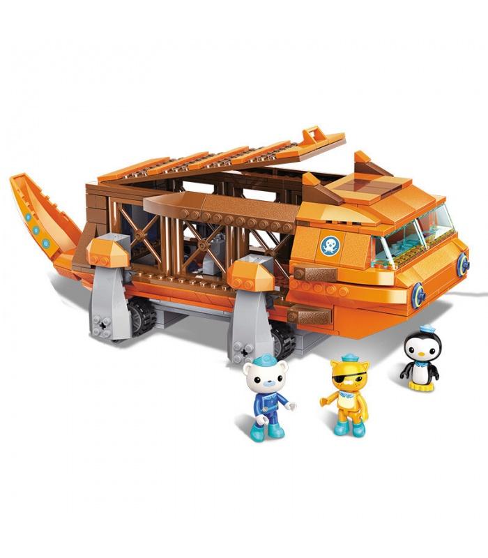 ÉCLAIRER 3706 GUP-G Blocs de Construction Ensemble