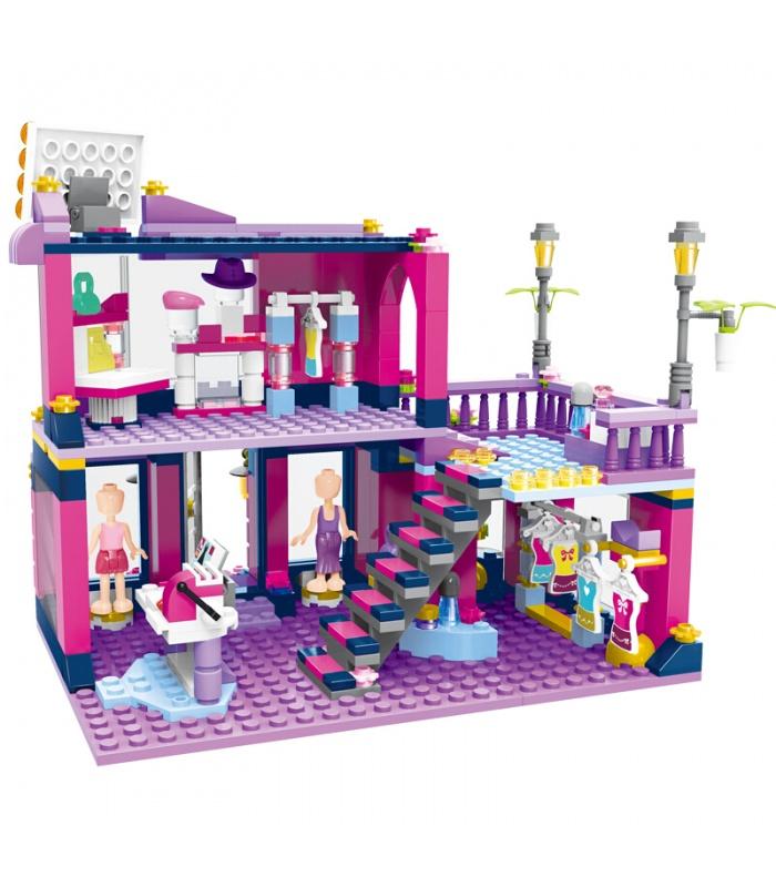 Просветите 2005 Энли города бутик-набор строительных блоков